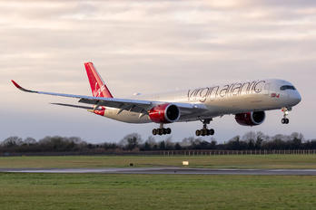 G-VTEA - Virgin Atlantic Airbus A350-1000