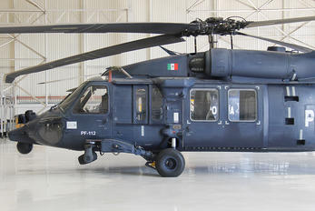 PF-112 - Mexico - Police Sikorsky UH-60M Black Hawk