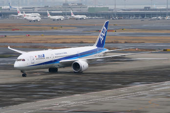 JA933A - ANA - All Nippon Airways Boeing 787-9 Dreamliner