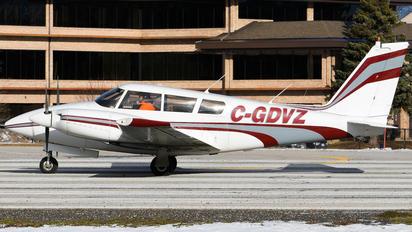 C-GDVZ - Private Piper PA-30 Twin Comanche