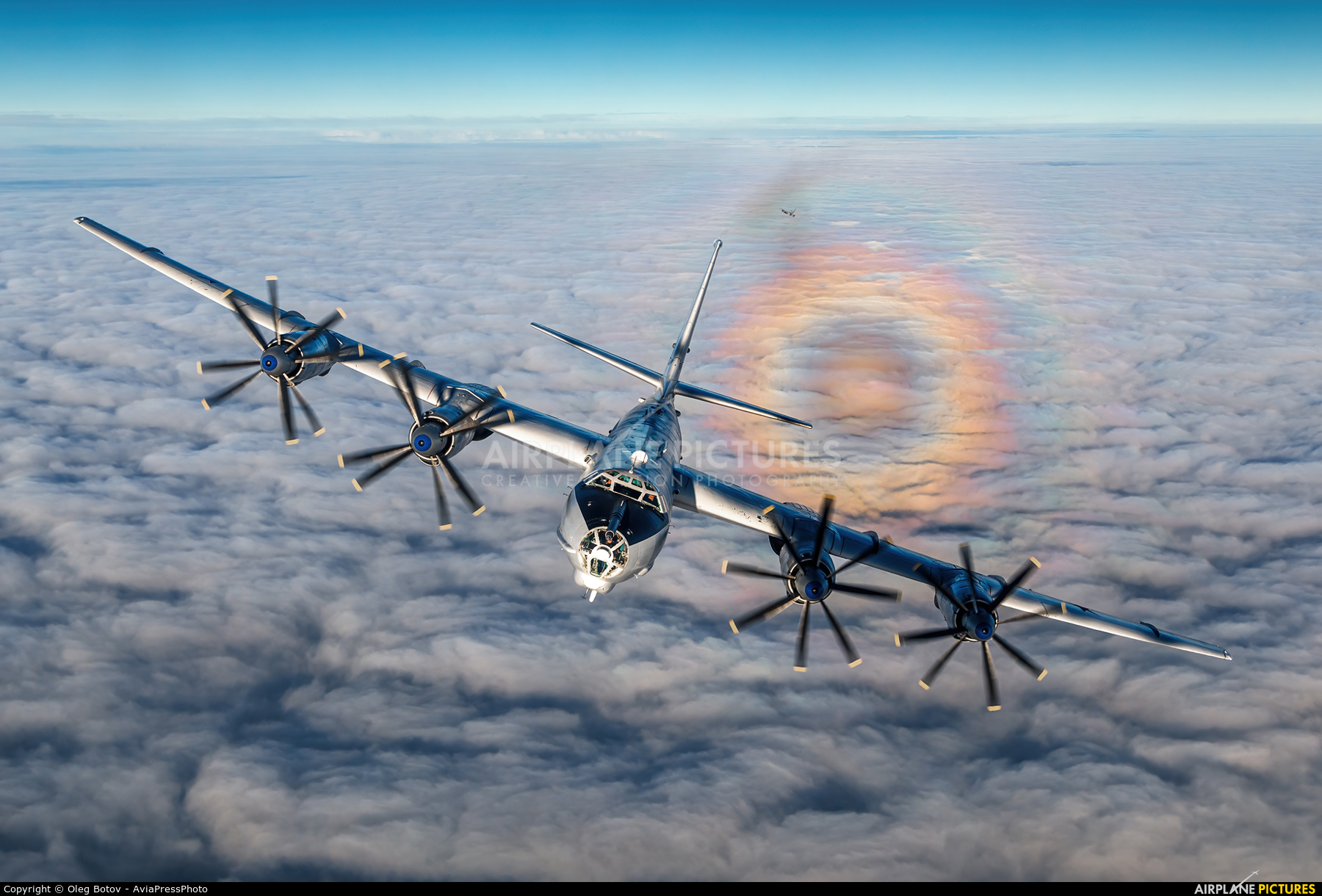 Russia - Navy RF-34098 aircraft at In Flight - Russia