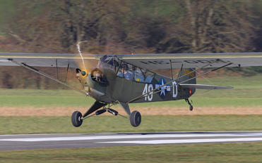 HB-ODN - Private Piper J3 Cub
