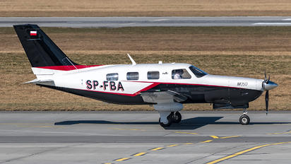 SP-FBA - Private Piper PA-46-M350