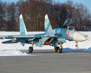 RF-91911 - Russia - Navy Sukhoi Su-27P