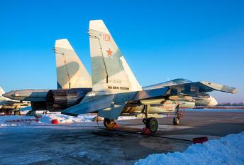 RF-92430 - Russia - Navy Sukhoi Su-27UB