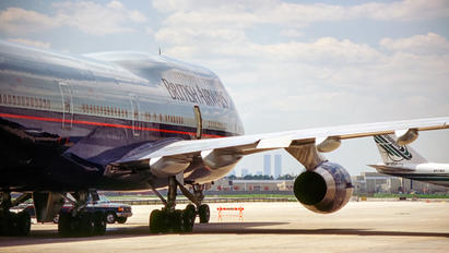 G-BNLC - British Airways Boeing 747-400