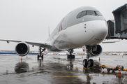 A7-ANQ - Qatar Airways Airbus A350-1000 aircraft