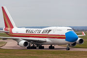 Kalitta Air face mask special livery title=