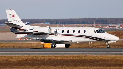 OE-GBR - ABC Bedarfsflug Cessna 560XL Citation XLS