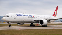 TC-LJH - Turkish Airlines Boeing 777-300ER aircraft