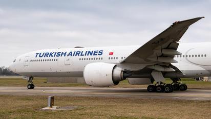 TC-LJH - Turkish Airlines Boeing 777-300ER