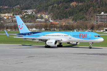 G-CPEV - TUI Airways Boeing 757-200