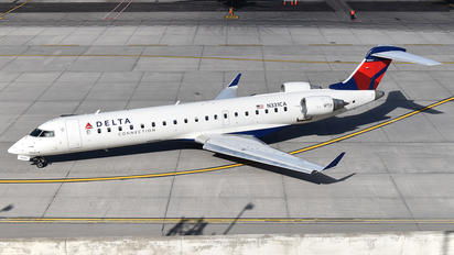 N331CA - Delta Connection Bombardier CRJ-700