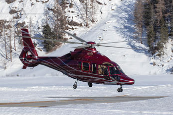 I-REDC - Private Eurocopter EC155 Dauphin (all models)