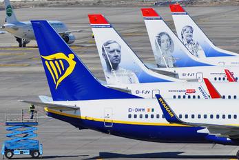 EI-DWM - Ryanair Boeing 737-800