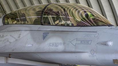 4076 - Poland - Air Force Lockheed Martin F-16D block 52+Jastrząb