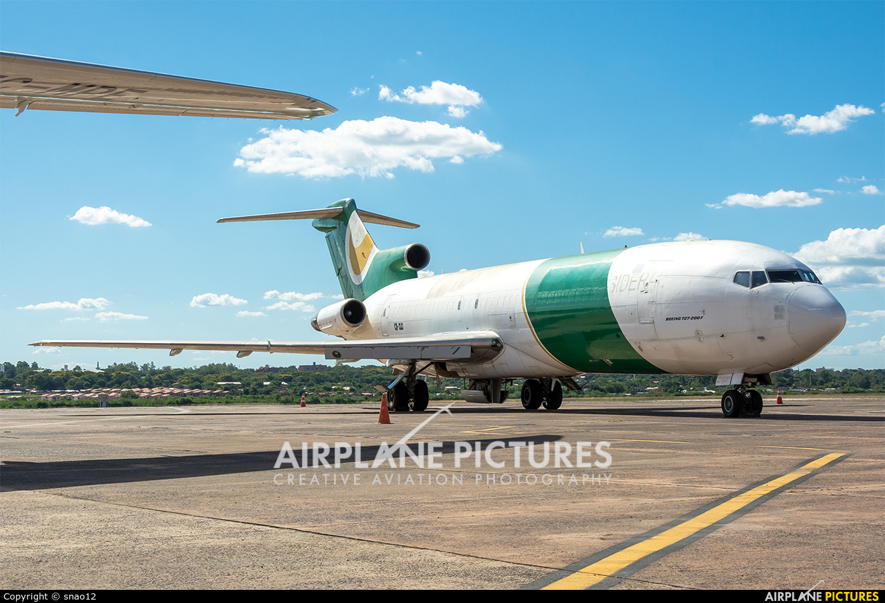 Air Class Cargo CX-CLC aircraft at Asuncion - Silvio Pettirossi Intl