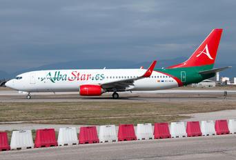 EC-NLK - AlbaStar Boeing 737-800