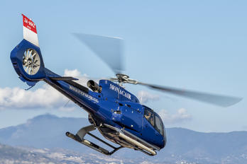 3A-MMZ - Monacair Airbus Helicopters H130