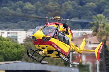 F-ZBPS - France - Sécurité Civile Eurocopter EC145