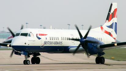 G-MANJ - British Airways British Aerospace ATP