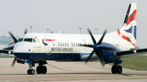 G-MANJ - British Airways British Aerospace ATP aircraft
