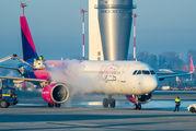HA-LVF - Wizz Air Airbus A321 NEO aircraft