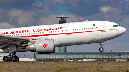 7T-VJW - Air Algerie Airbus A330-200