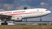 7T-VJW - Air Algerie Airbus A330-200 aircraft