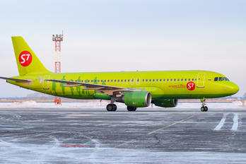 VQ-BPL - S7 Airlines Airbus A320