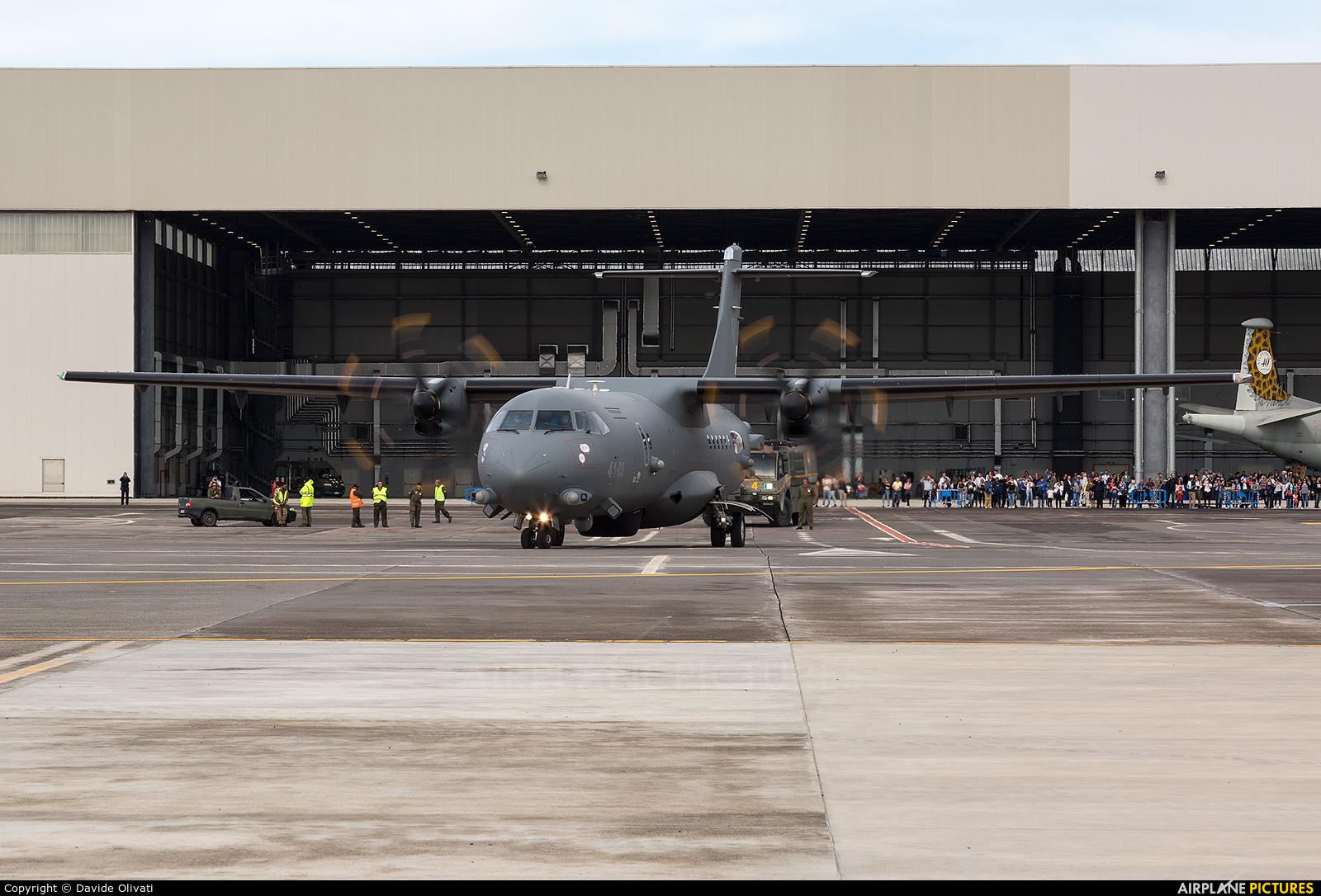 Italy - Air Force MM62298 aircraft at Sigonella