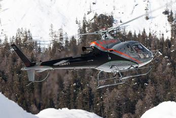 I-AMVT - Private Aerospatiale AS350 Ecureuil / Squirrel