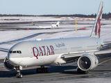 A7-BAH - Qatar Airways Boeing 777-300ER aircraft