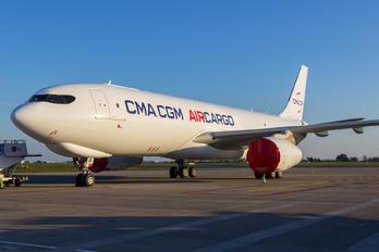 OO-AIR - CMA CGM Aircargo (Air Belgium) Airbus A330-200F