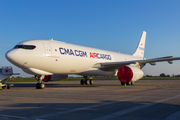 Second aircraft for CMA CGM Aircargo title=