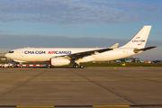 CMA CGM Aircargo (Air Belgium) OO-AIR image