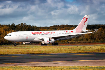 TS-IFM - Tunisair Airbus A330-200