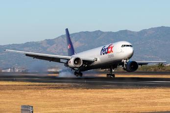 N127FE - FedEx Federal Express Boeing 767-300F
