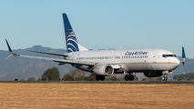 HP-1833CMP - Copa Airlines Boeing 737-800 aircraft