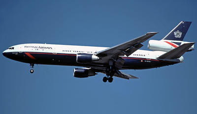 G-DCIO - British Airways McDonnell Douglas DC-10-30