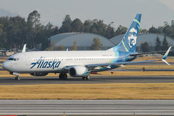 N565AS - Alaska Airlines Boeing 737-800