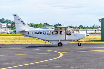 F-OKMB - Private Gippsland GA-8 Airvan