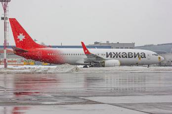 VP-BUU - Izhavia Boeing 737-800