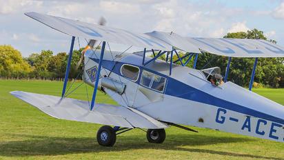 G-ACEJ - Private de Havilland DH. 83 Fox Moth