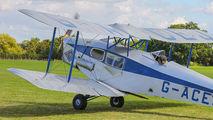 G-ACEJ - Private de Havilland DH. 83 Fox Moth aircraft