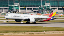 HL8079 - Asiana Airlines Airbus A350-900 aircraft