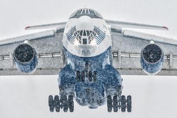 4K-AZ100 - Silk Way Airlines Ilyushin Il-76 (all models)