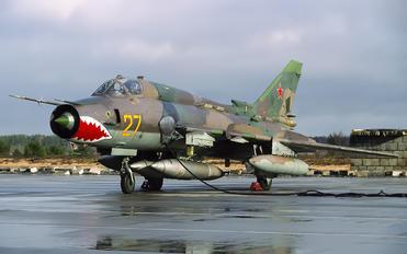 27 - Russia - Air Force Sukhoi Su-17M4