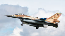 536 - Israel - Defence Force General Dynamics F-16C Barak aircraft