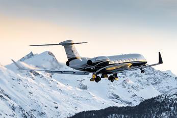 N1F - Private Gulfstream Aerospace G650, G650ER